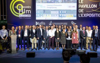 Tech-off retenu au concours d'innovation EnergieSprong